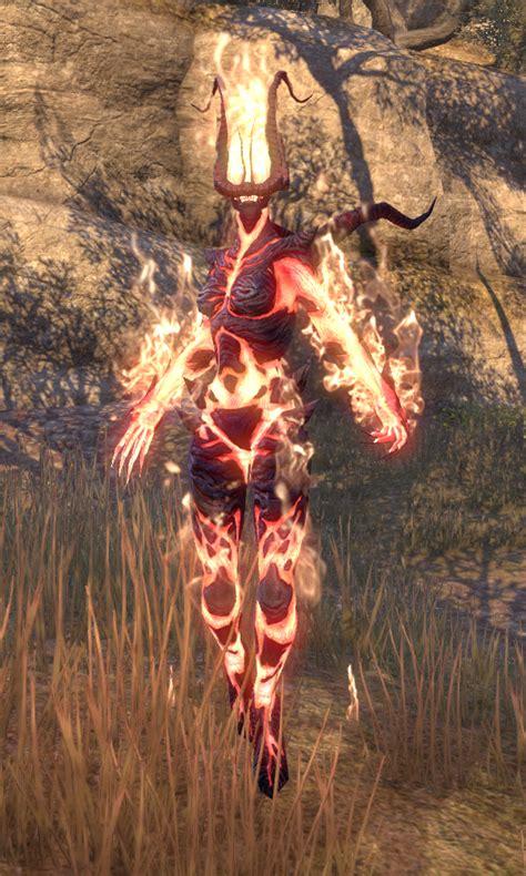 flame atronach  elder scrolls fandom powered