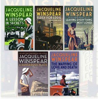 maisie dobbs mystery series jacqueline winspear collection