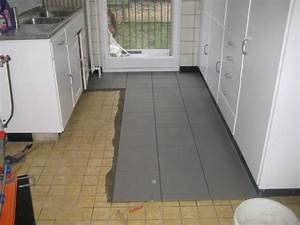 renovation carrelage sol cuisine meilleures images d With renovation carrelage sol