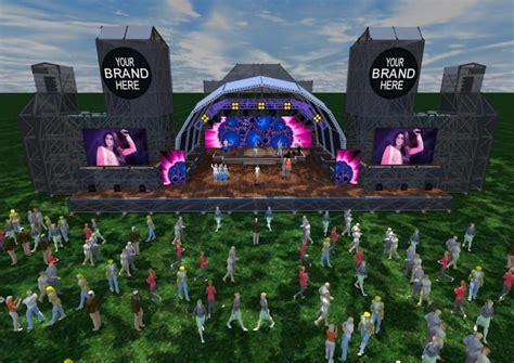 outdoor  festival stage design  ryan dunbar