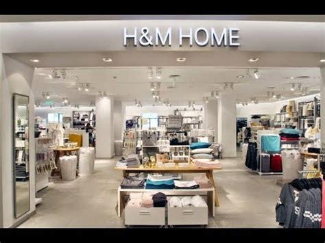 H M Home Shop by H M Home Store Walkthrough Toronto Eaton Centre