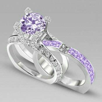 best 20 purple wedding rings ideas on purple