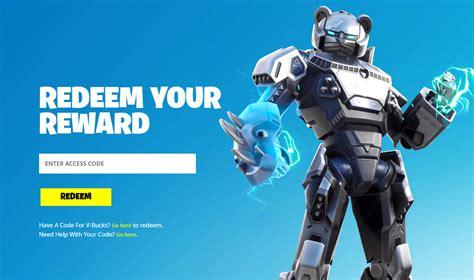redeem fortnite codes gamer journalist
