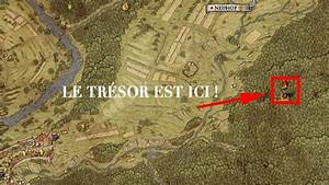 Guide Des Tr U00e9sors Des Cartes Ancestrales De Kingdom Come Deliverance