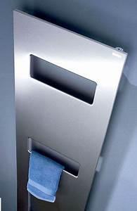 Seche serviettes design ou deco nos 10 modeles preferes for Porte d entrée alu avec radiateur acova salle de bain