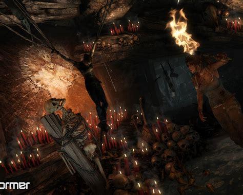 tomb raider  game hd wallpaper