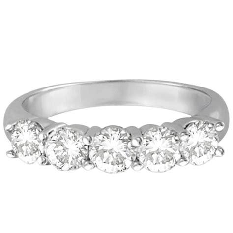 Five Stone Diamond Ring Anniversary Band 14k White Gold 1. Bridal Set Rings. Promise Ring Bands. 20000 Wedding Rings. Faith Pendant. Little Wedding Rings. King Rings. Elephant Bangles. 6mm Platinum Wedding Band