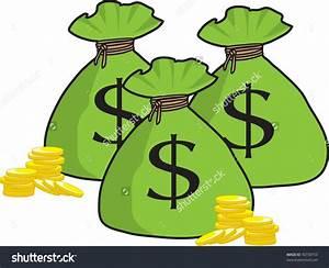 Clipart: Money Bag – 101 Clip Art