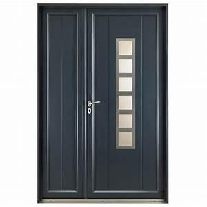 porte d39entree mixte argos pasquet menuiseries With porte d entree exterieure