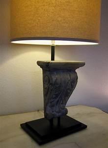 Architectural, Corbel, Lamp