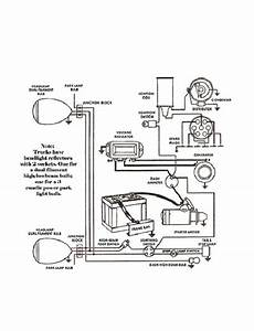 1930 Pontiac Wiring Diagram