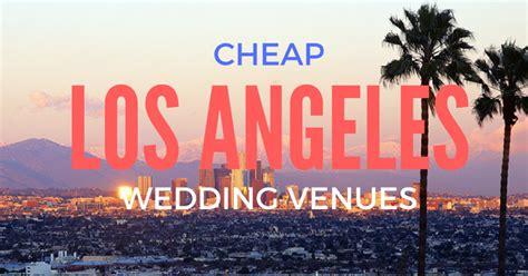 cheap wedding venues  los angeles city hall wedding