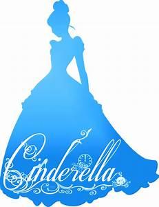 Cinderella Silhouette - Disney Princess Photo (37757455 ...