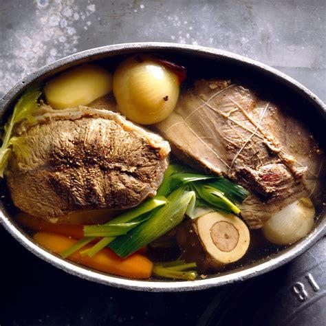 cuisiner pot au feu pot au feu traditionnel recette sur cuisine actuelle