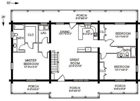 swan valley log home plan       floor  log home living