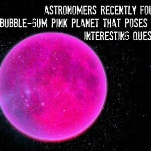 GJ 504 b: Pretty in Pink