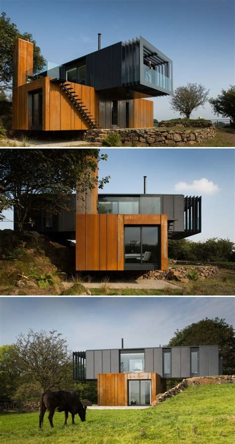 Sea Container Homes Ideas  Create  Distinctive Home