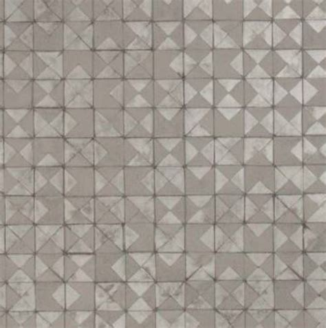 faux mosaic tiles wallpaper designer gray silver metallic faux mosaic tiles modern geometric ebay