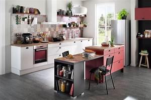 ilot cuisine gallery of related article with ilot cuisine With amazing meuble ilot central cuisine 5 comment fabriquer un 238lot de cuisine
