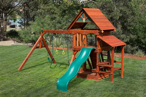 wooden playsets  discount prices dallas swing sets