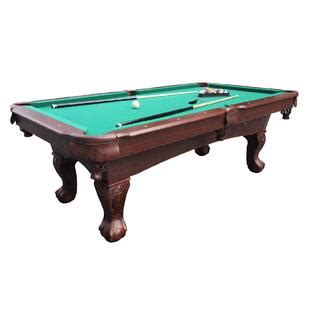 7 foot pool table reviews md sports springdale 7 5 ft billiard table with bonus cue