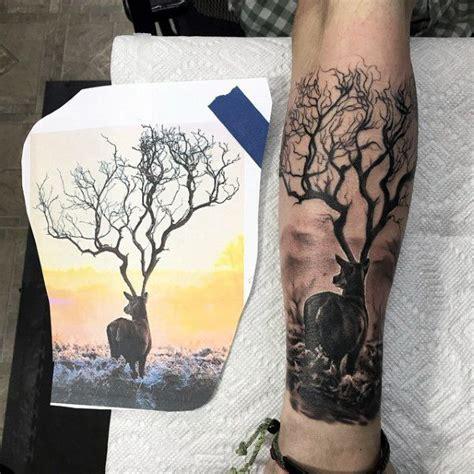 deer hunting tattoos ideas  pinterest hunting