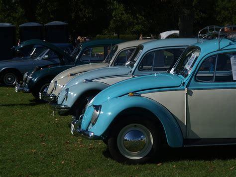 Classic Car Show - Blenheim Palace - Oxford Blog