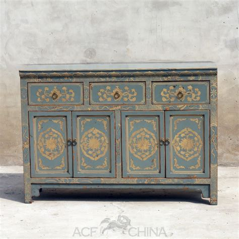 touch  exotic painted buffet acf china