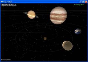 Create a Solar System Simulation - Pics about space