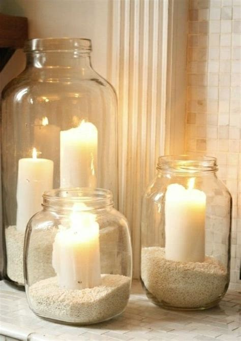 Dekoration Mit Kerzen by Deko Ideen Kerzen