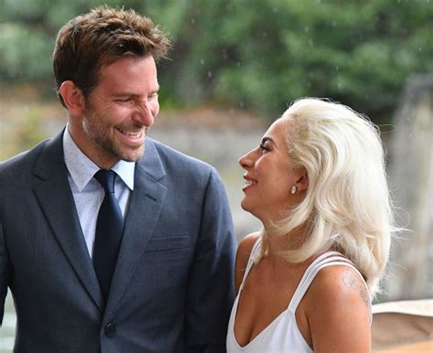 Lady Gaga, Bradley Cooper A Star Is Born Photos And Quotes