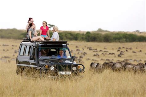 Best Safaris In Kenya Africa Safaris The Best National Parks Reserves And