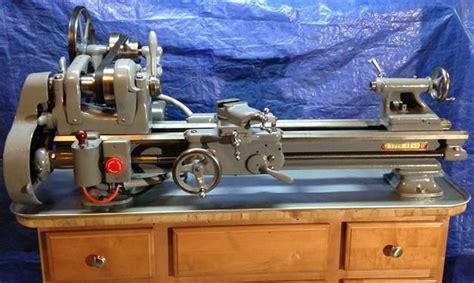 photo index south bend lathe works workshop model