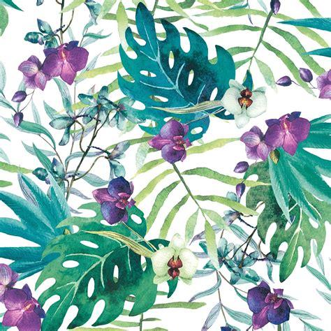 muriva tropical floral wallpaper departments diy