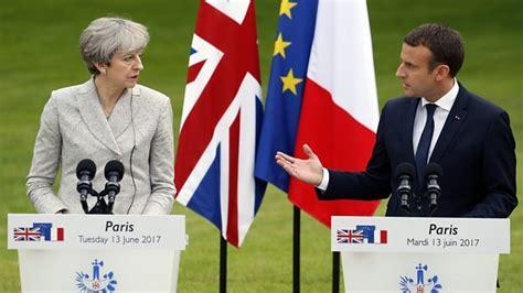brexit eu open  change  heart  france  germany bbc news