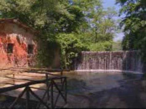 la cascata della mola ad isola farnese youtube