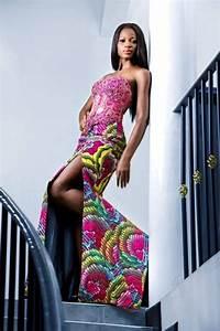 belle tenue en pagne et dentelle tenue africaine With tenue robe