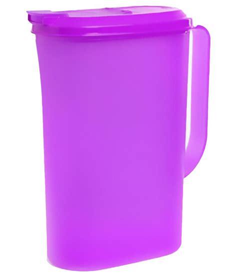 Tupperware Crescendo Jug 1 L tupperware 1 9 litre jug with 4 tumblers available at
