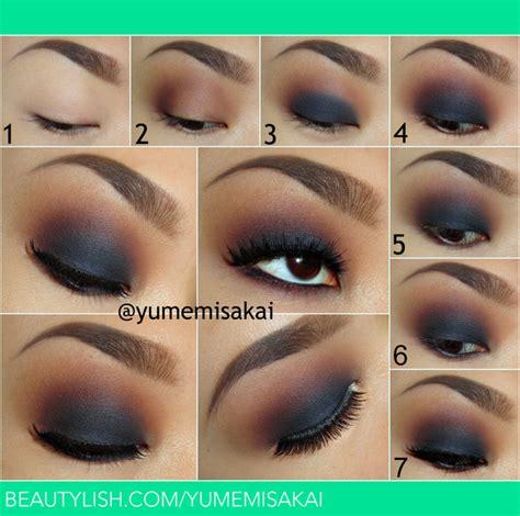 warm smokey eye tutorial yumemi ss yumemisakai