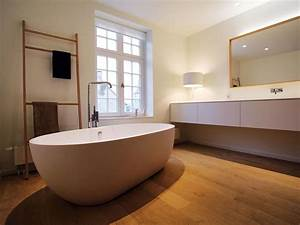 beautiful exemple salle de bain design photos design With modele salle de bain contemporaine
