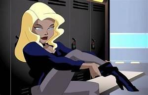 JLU Black Canary | Justice League/Justice League Unlimited ...