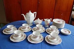Rosenthal Porzellan Verkaufen : altes rosenthal kaffeeservice maria mit rosenmuster in ~ Michelbontemps.com Haus und Dekorationen