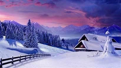 Winter Wallpapers Peace 4k
