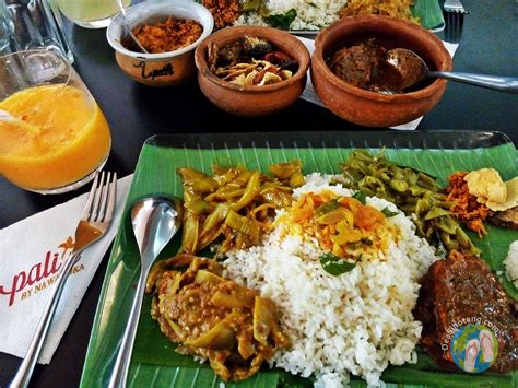 sri lanka cuisine cultural difference hitch hikers guide to sri lanka