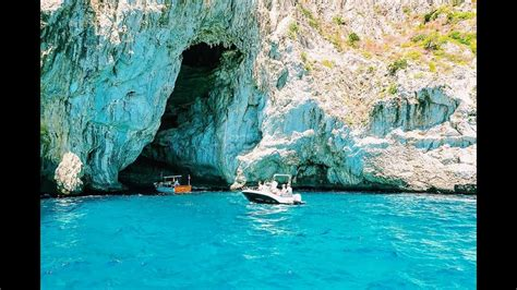 Capri Italys Most Stunning Island Youtube