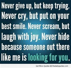 Never Back Down Quotes And Sayings. QuotesGram