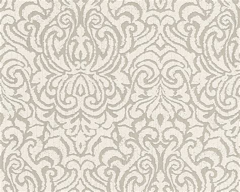 tapete barock grau tapete vlies barock grau wei 223 tessuto 96193 3