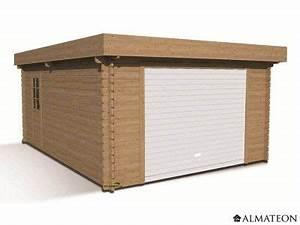 Garage En Bois Toit Plat : les 25 meilleures id es de la cat gorie garage toit plat ~ Dailycaller-alerts.com Idées de Décoration