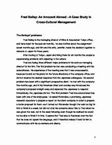 study abroad application essay examples an innocent abroad a case study in cross cultural
