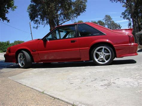 fox body ford mustang picture thread ford